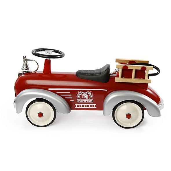 Fire truck Ride-On Red Baghera