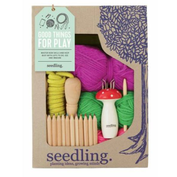 Good Things For Play Multicolour Seedling