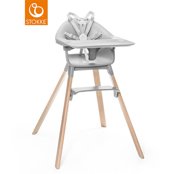 CLIKK High Chair - Cloud Grey Grey Stokke®