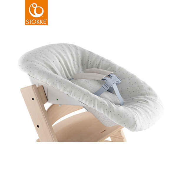 TRIPP TRAPP Newborn Set Cover - Sweet Hearts White Stokke®