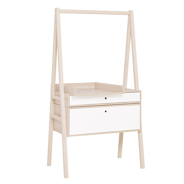 Dresser with Changing Unit Spot Nature Vox
