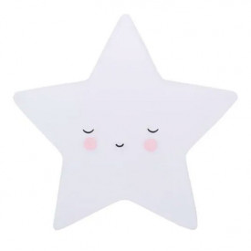Mini Sleeping Star Light - White