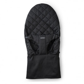 Cotton Cover for Bouncer Bliss - Black