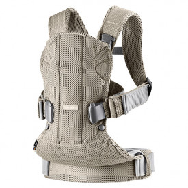 Baby Carrier Mesh - Greige