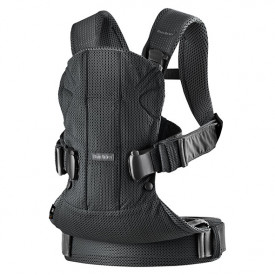 Baby Carrier Mesh - Black