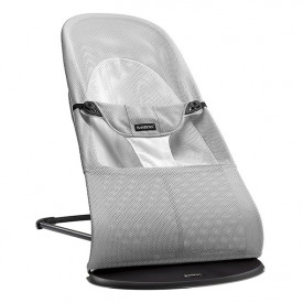 Bouncer Balance Soft Mesh - Silver