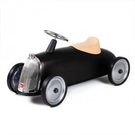 Rider Ride-On - Black Mat