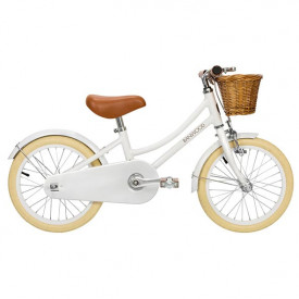 Vintage Classic Bicycle - White