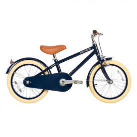 Vintage Classic Bicycle - Navy