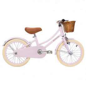 Vintage Classic Bicycle - Pink