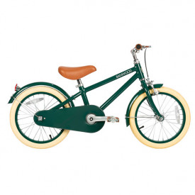 Vintage Classic Bicycle - Green