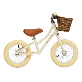 First Go Balance Bike - Cream