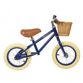 First Go Balance Bike - Blue