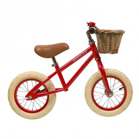 First Go Balance Bike - Red