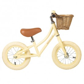 First Go Balance Bike - Vanilla