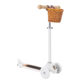Scooter - White