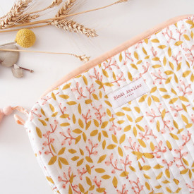 Toiletry Bag S - Banhi Rose