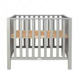 Playpen Brent - Pure Grey