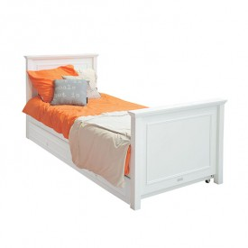Simple bed 90x200cm Charlotte