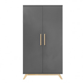 2 Doors Wardrobe XL Kyan