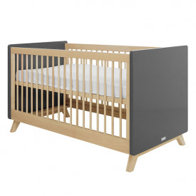 Convertible cot bed 70x140cm Kyan