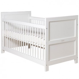 Convertible Bed Mix & Match - White