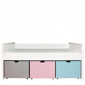 Compact Bed Timo 120 x 200 cm Mix & Match