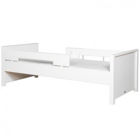 Single Bed Jonne 90 x 200 cm Mix & Match - White