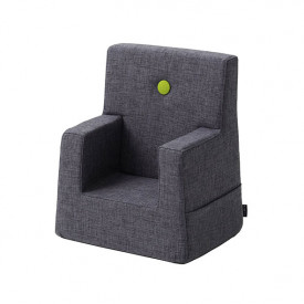 Kids Chair - Blue Grey / Green