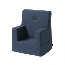 Kids Chair - Dark Blue / Black