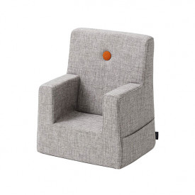 Kids Chair - Multi Grey / Orange