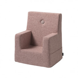 Kids Chair - Soft Rose / Rose