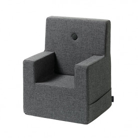 Kids Chair XL - Blue Grey / Grey