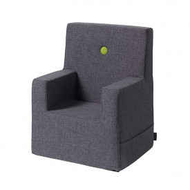 Kids Chair XL - Blue Grey / Green