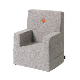 Kids Chair XL - Multi Grey / Orange
