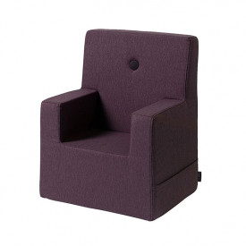 Kids Chair XL - Plum / Plum