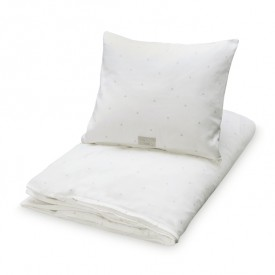 Bed Linen 140 x 200 - Dots Cream