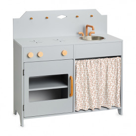 Play Kitchen - Grey
