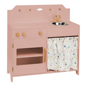 Play Kitchen - Dusty Rose