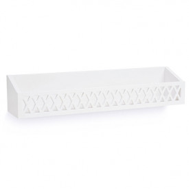 Harlequin Shelf - White