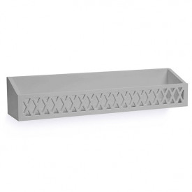 Harlequin Shelf - Grey