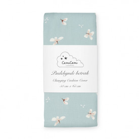 Changing Cushion Cover - Windflower Blue