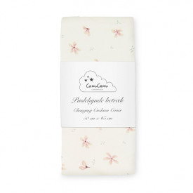 Changing Cushion Cover - Windflower Cream