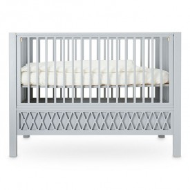 Harlequin Baby bed - Grey