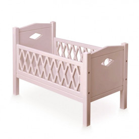 Doll's bed Harlequin - Blossom Pink