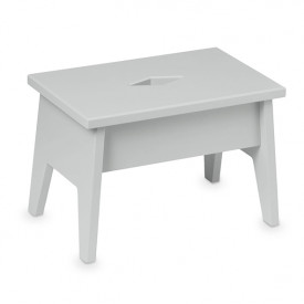 Harlequin Step Stool - Grey