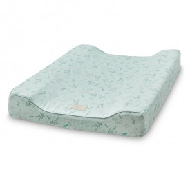 Changing cushion with lining - Ocean