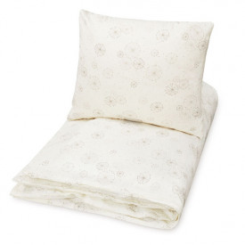 Bed Linen 100 x 140 - Dandelion Natural