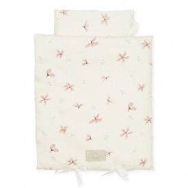 Doll's Bedding - Windflower Cream