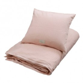 Bed Linen 140 x 200 - Sashiko Blush